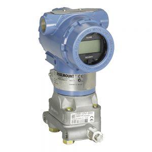 Rosemount 3051 Fark Basınç Transmitteri
